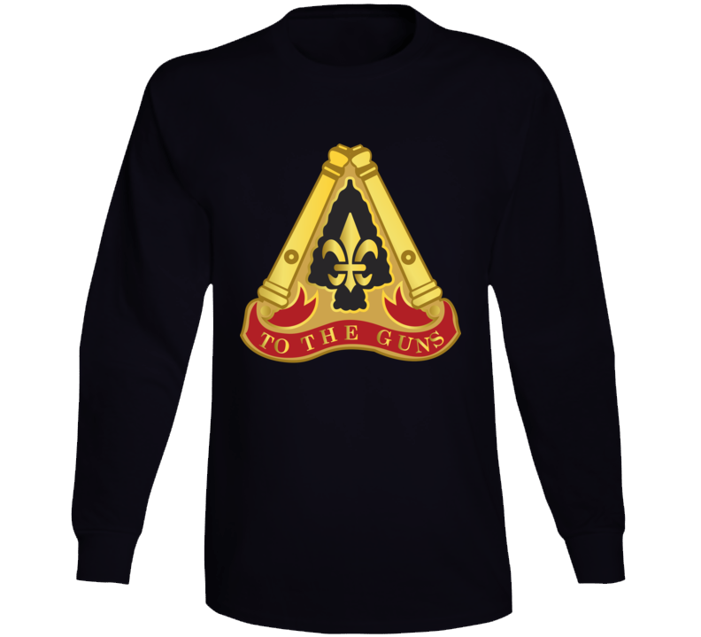 Army - 54th Field Artillery Brigade Wo Txt Long Sleeve T Shirt