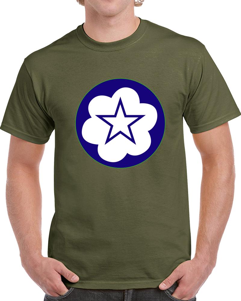 Army - Army Training Center - Wwii - Wo Txt T Shirt