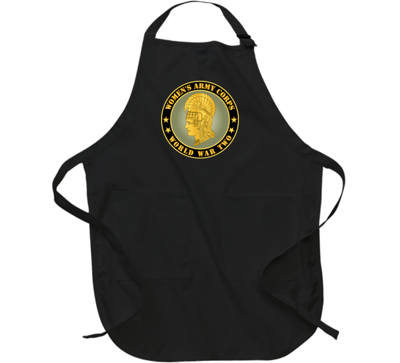 Army - Women's Army Corps - Wwii Apron