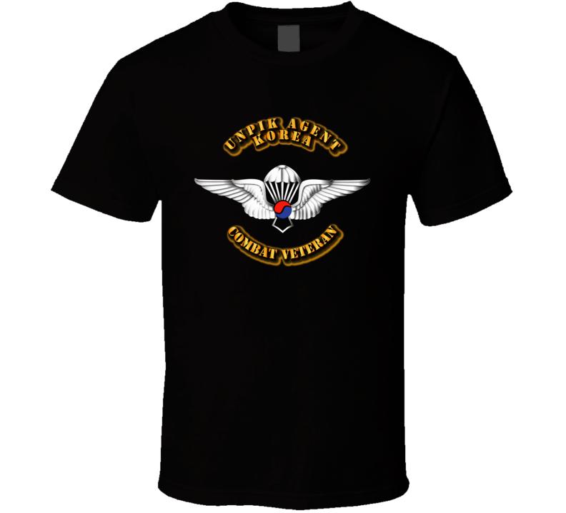 Korean War - UNPIK Agent T Shirt