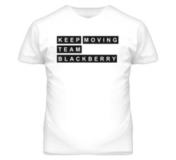 Keep Moving TeamBB T Shirt