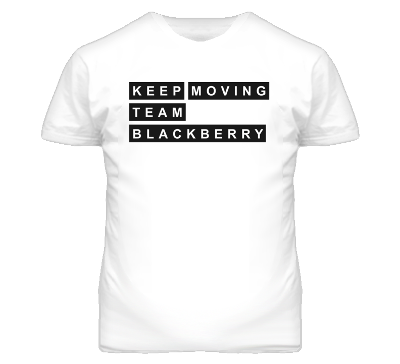 Keep Moving TeamBB T Shirt