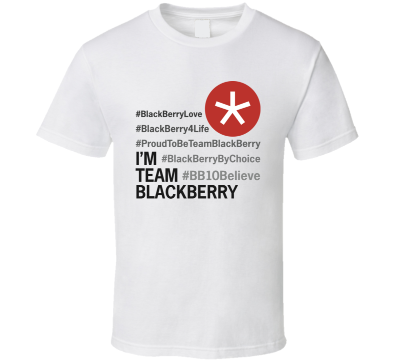 BlackBerryLove T Shirt