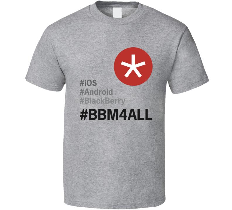 BBM4ALL light T Shirt