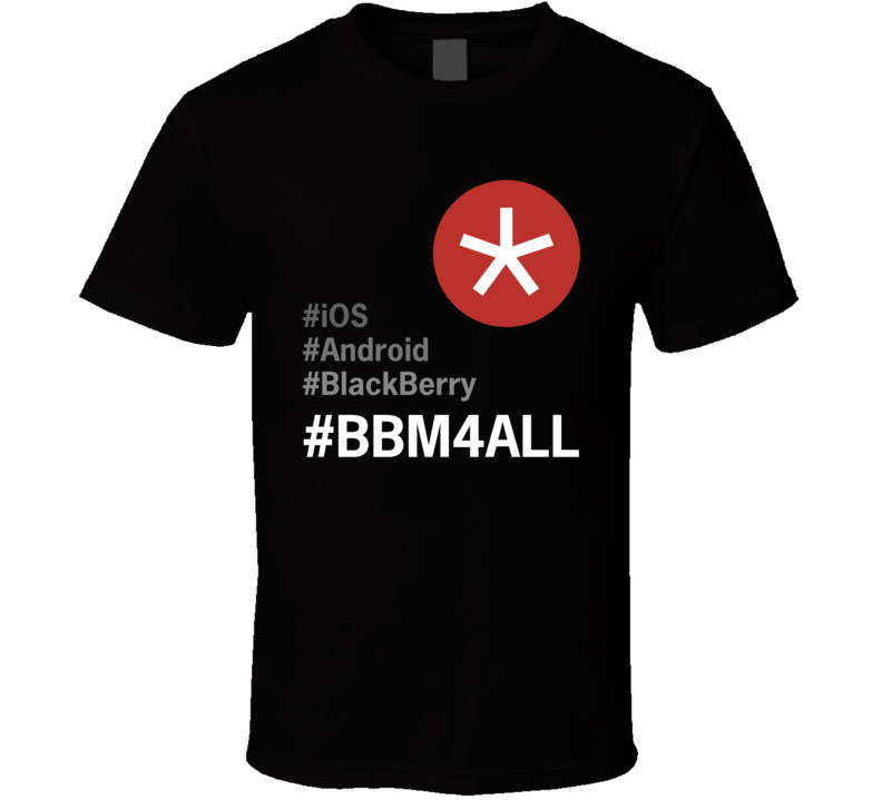 BBM4ALL dark T Shirt