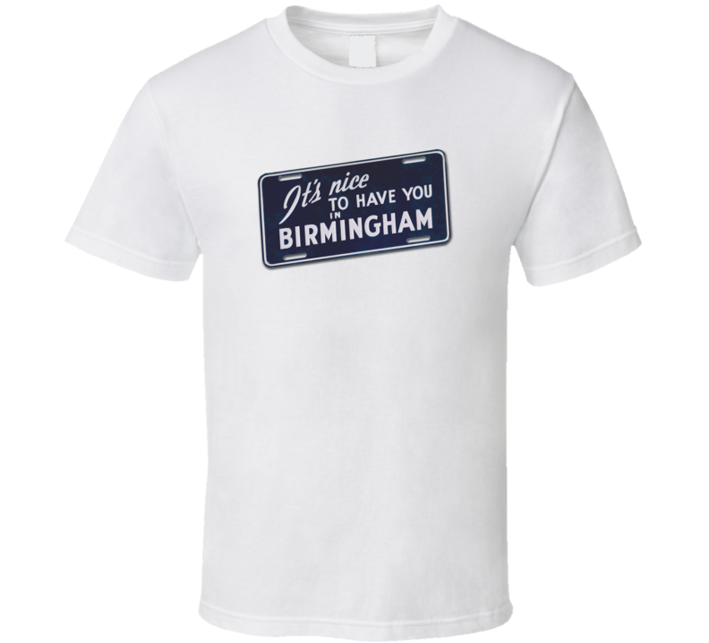 NiceBirmingham T Shirt