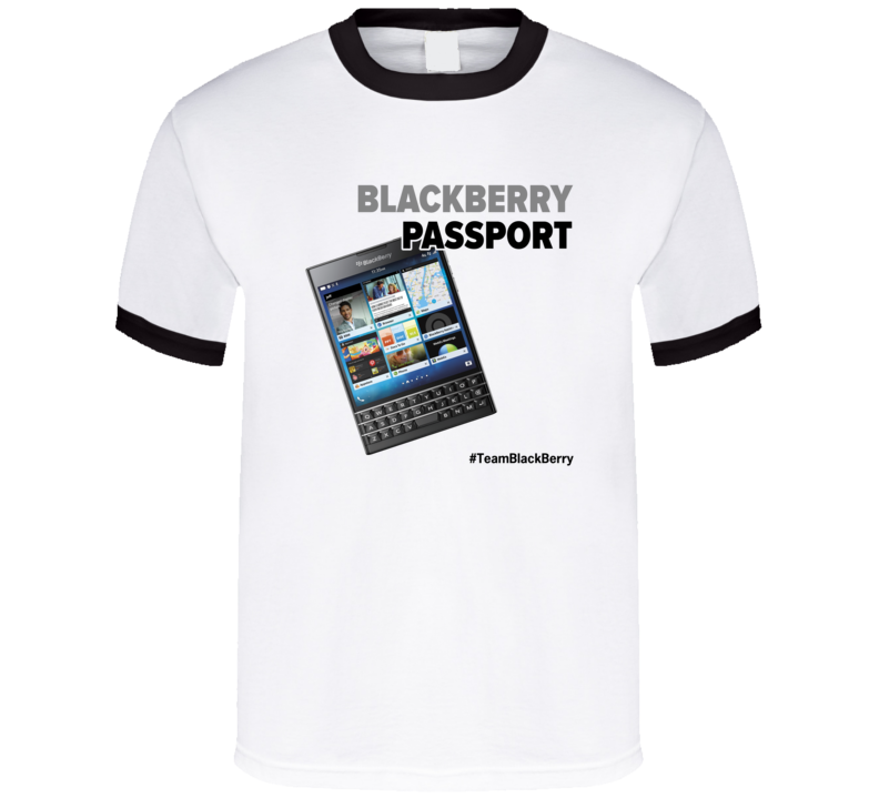 Passport Light T Shirt