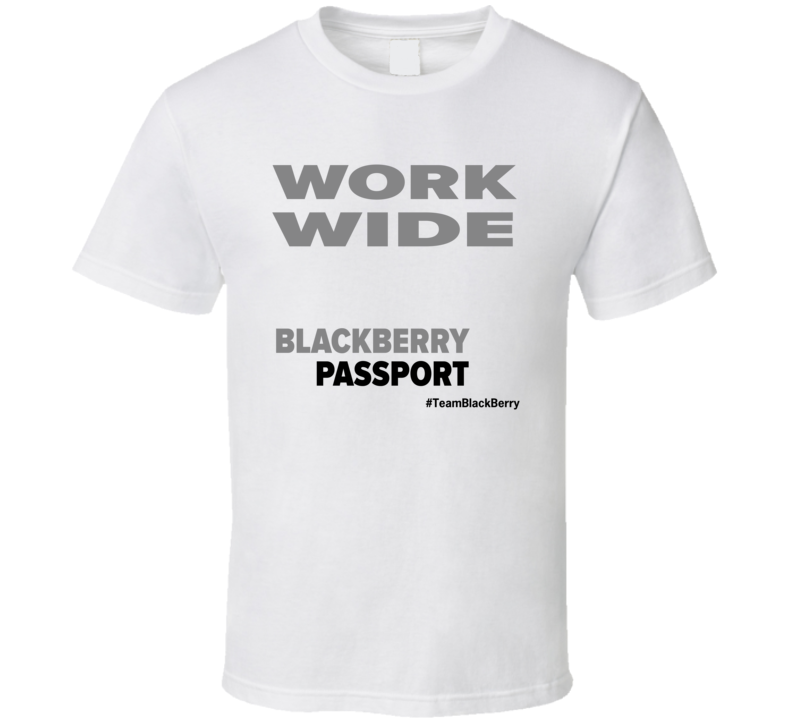 WorkWide Light T Shirt