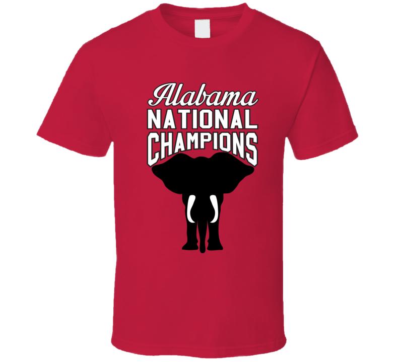 Bama Champs T Shirt