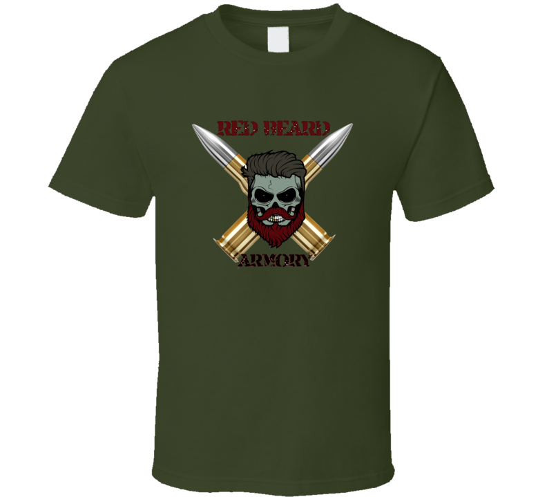 Red Beard Armory Shirt