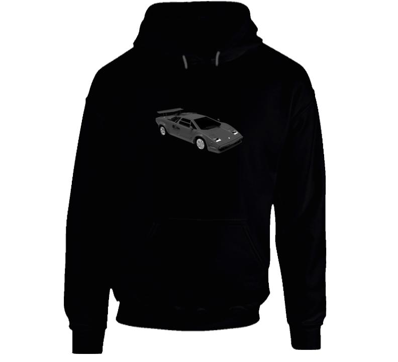 Austie's Lambo Sweatshirt Hoodie
