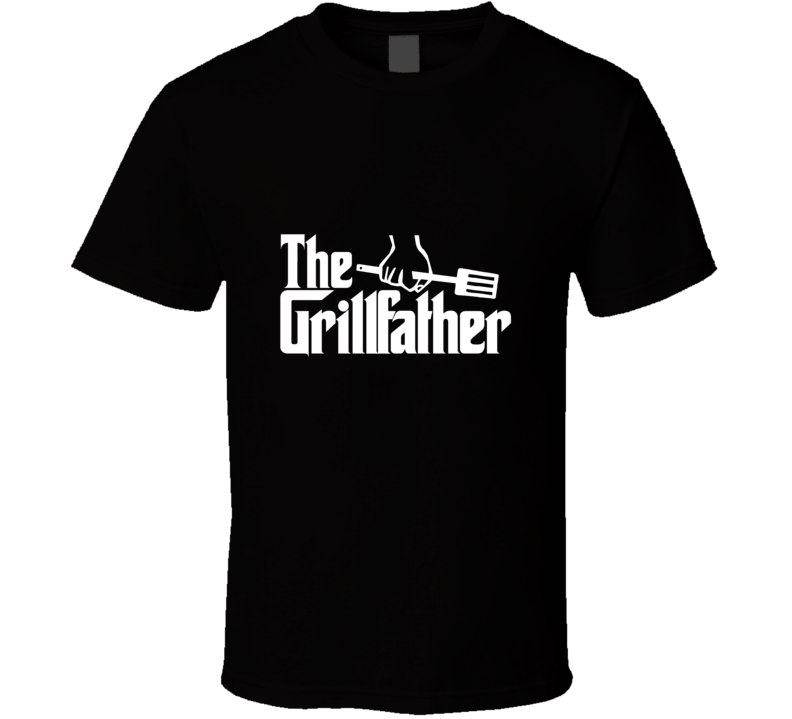 The Grillfather Shirt, The Grillfather Men's Tee, The Grillfather Men's Shirt, The Grillfather Mens Tee-shirt