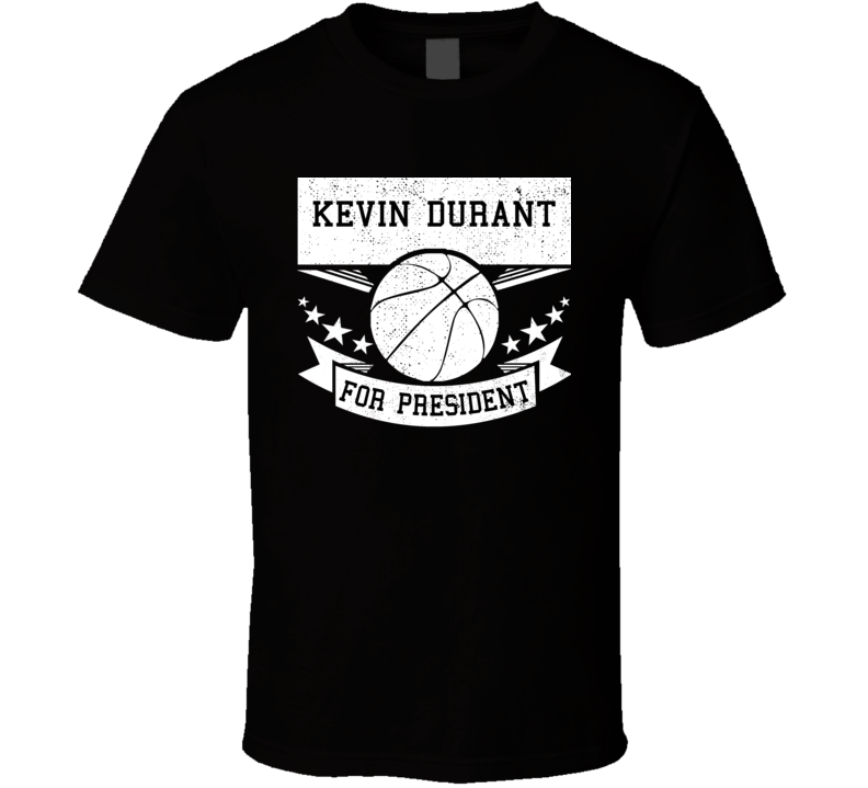 Kevin Durant For President Shirt, Kevin Durant Shirt, Gifts For Dad, Father's Day Gift