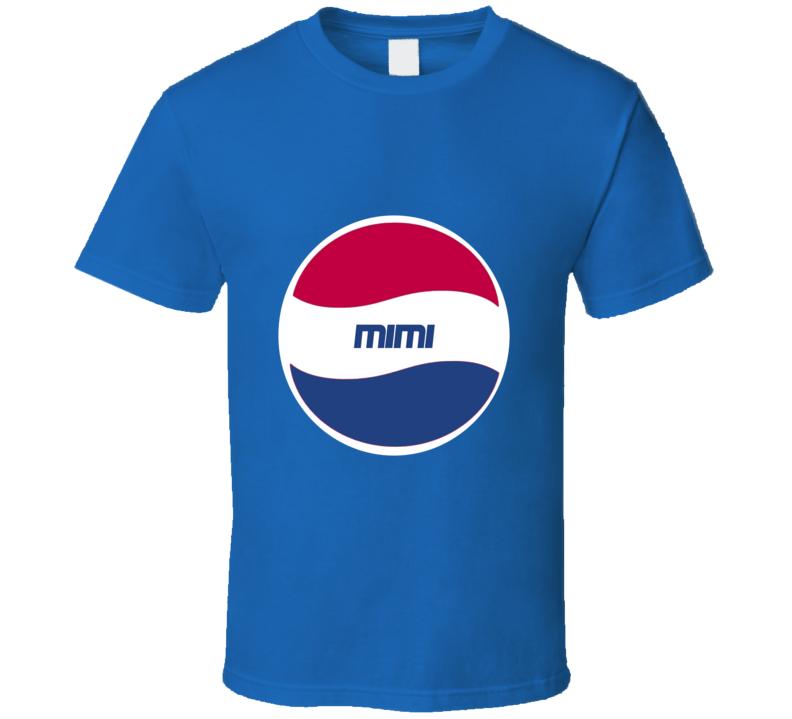 Mimi Pepsi Logo Shirt