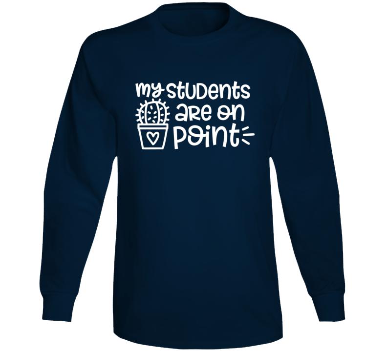 Teacher T-shirt, Educator T-shirt, Teacher Gift, Women's Shirt, Teach Love Inspire, Teacher Shirt, Funny Teacher Shirt, Teacher Life, Teach Long Sleeve
