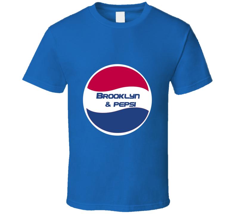 Brooklyn Pepsi T Shirt