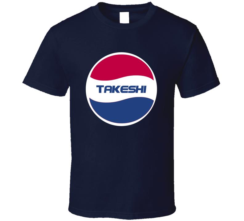Takeshi Pepsi T Shirt