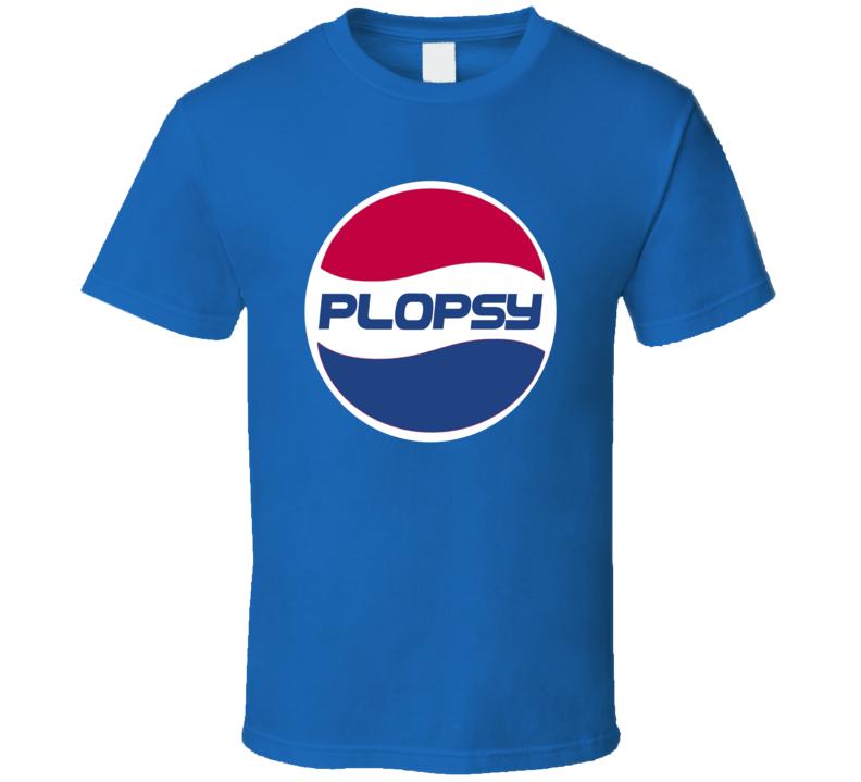 Plopsy Pepsi T Shirt