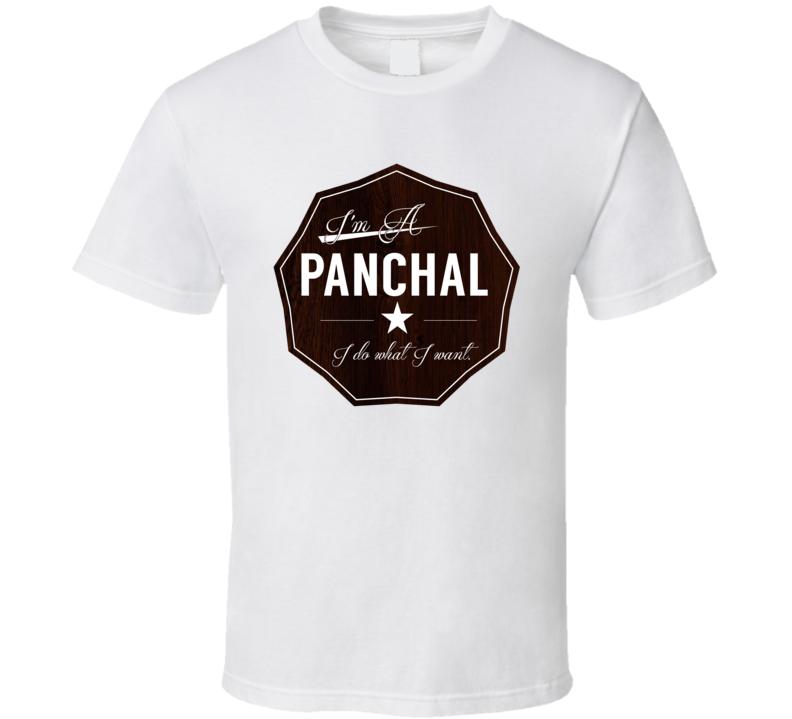 panchal name