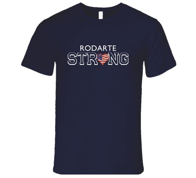 Rodarte Last Name Strong American T Shirt