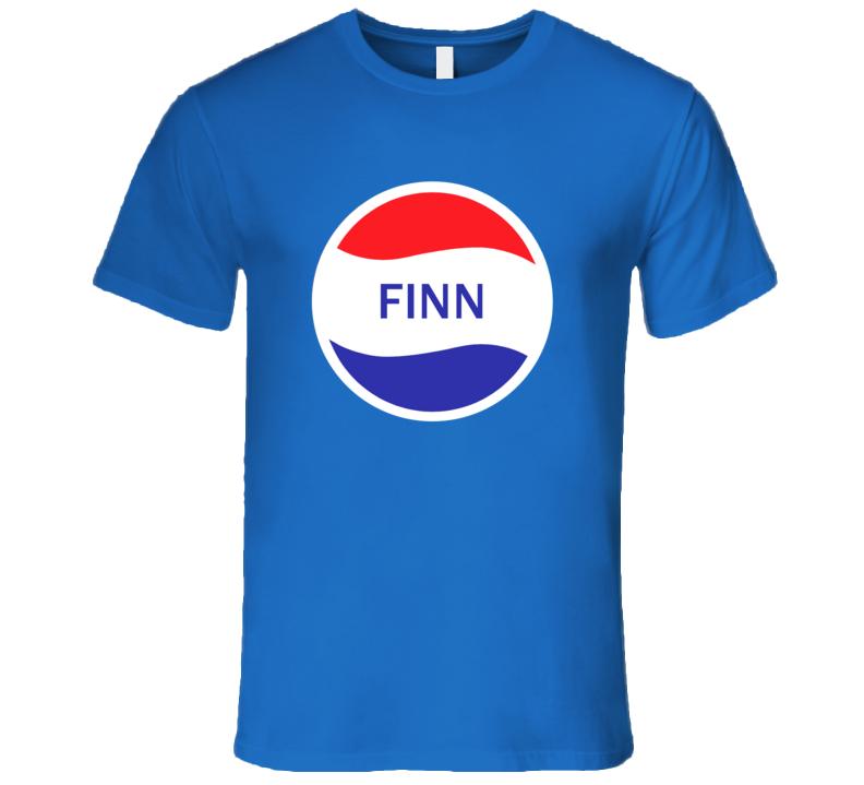 Finn Popular Drink Logo Parody Name T Shirt