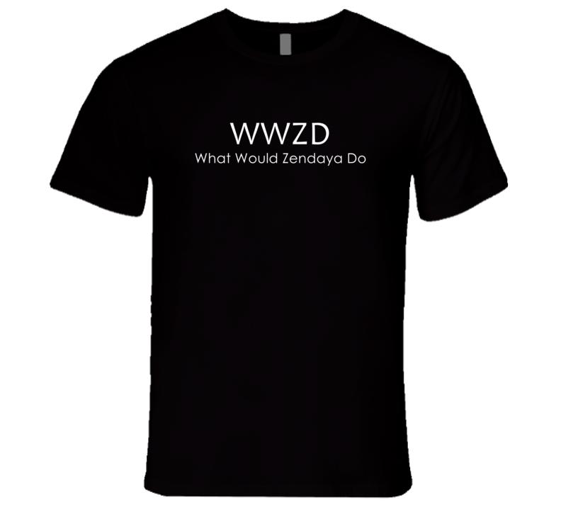 What Would Zendaya Do Popular T Shirt