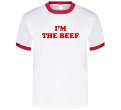 I'm The Beef Joe Gatto Impractical Jokers Movie Cave Scene Funny Fan T Shirt