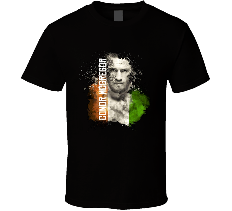 Conor McGregor Irish Mixed Martial Artist Ultimate Fighting Champ T Shirt