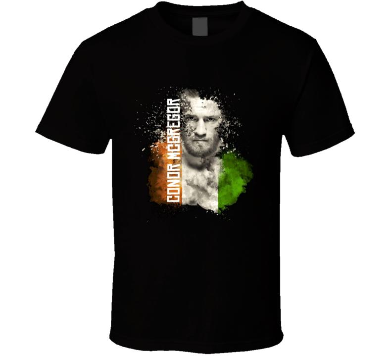 Conor McGregor Irish Mixed Martial Artist Ultimate Fighting Champ T Shirt