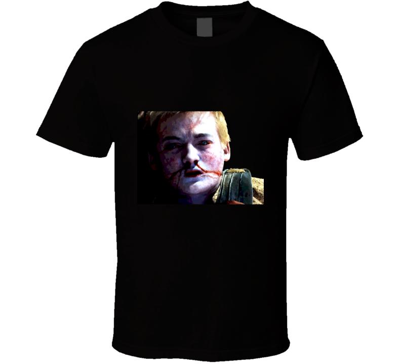 Game Of Thrones Graphic Joffrey Baratheon Death T Shirt