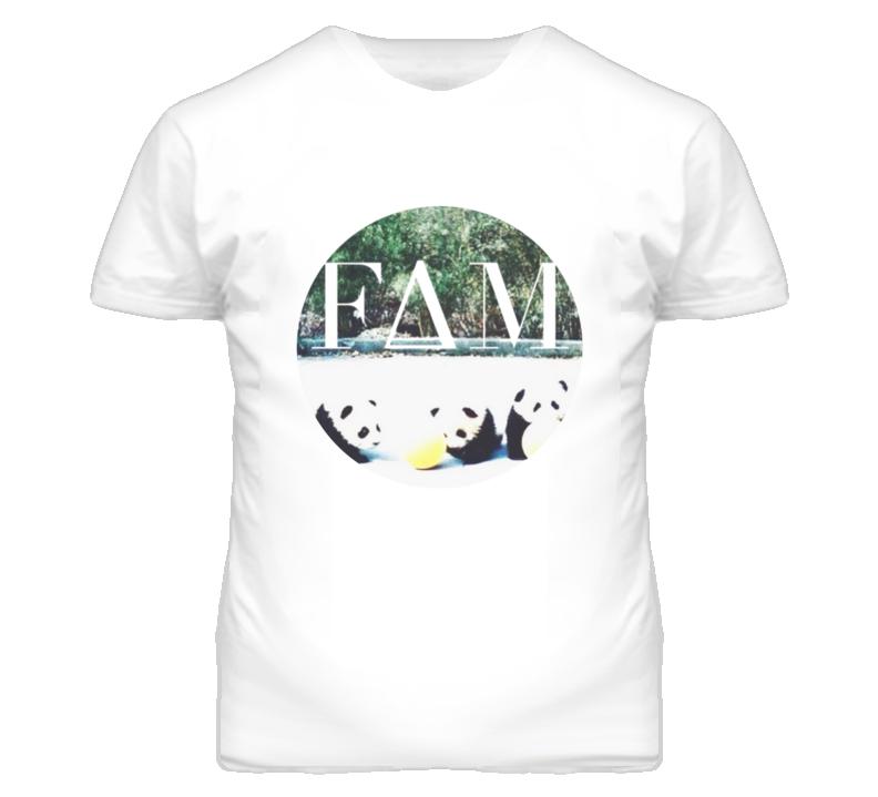 DJ Deorro Panda Fam Inspired Music Festival T Shirt