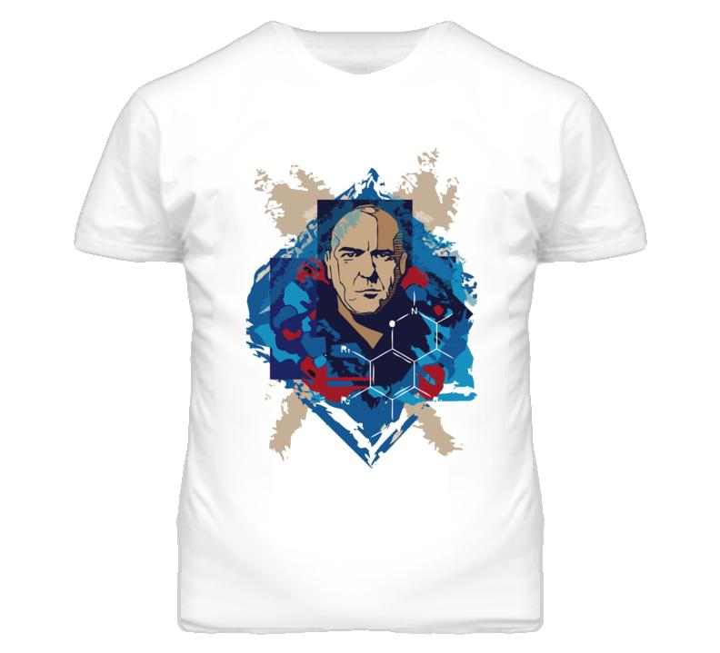 Henry R Hank Schrader Breaking Bad Fan T Shirt