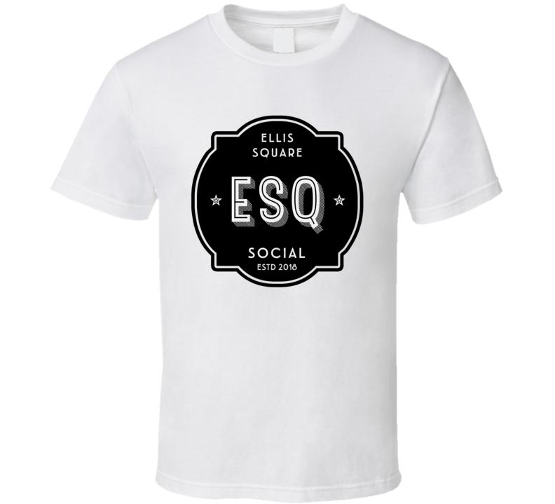 Esq Social Logo T Shirt
