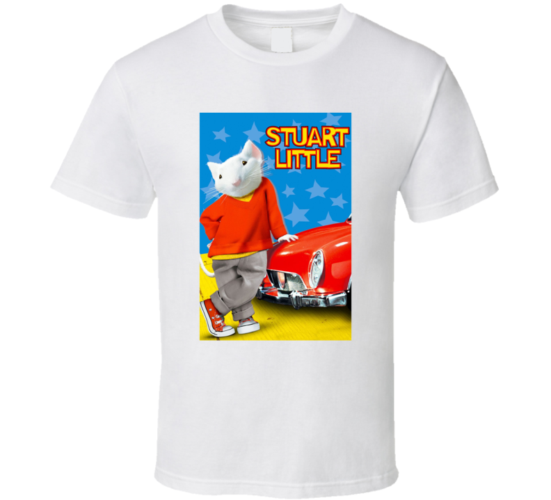 Stuart Little Movie Fan Cool T Shirt