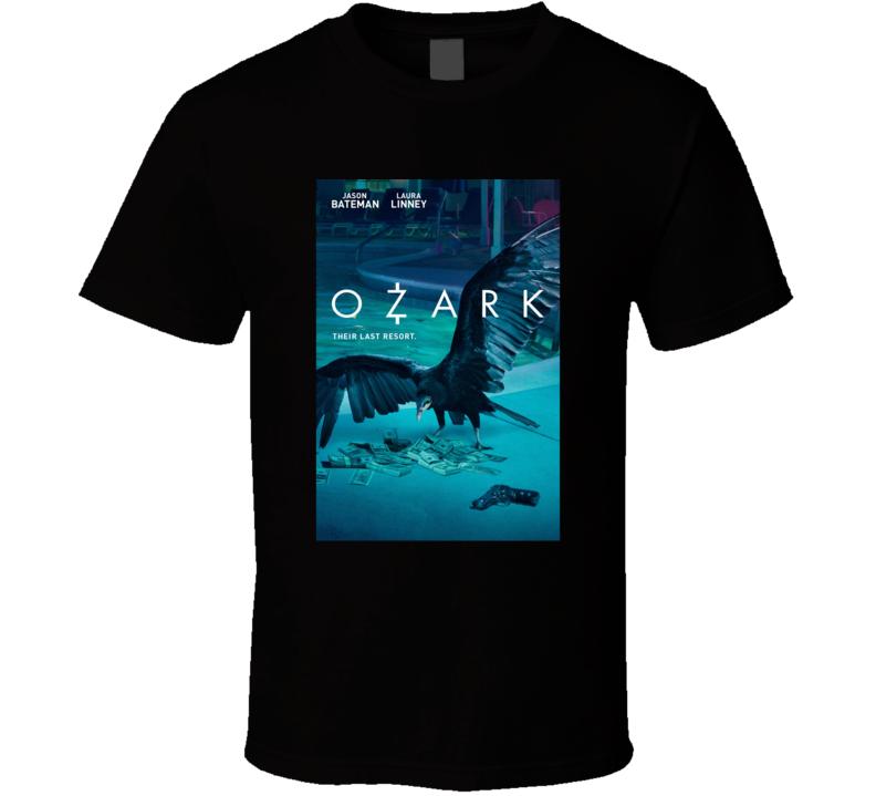 Ozark Tv Show Fan T Shirt