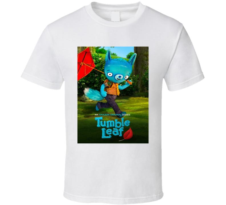 Tumble Leaf Cool Tv Show Series Fan T Shirt