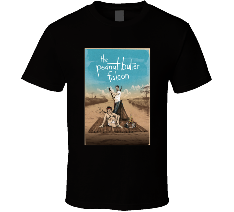 The Peanut Butter Falcon Cool Movie Fan Poster T Shirt