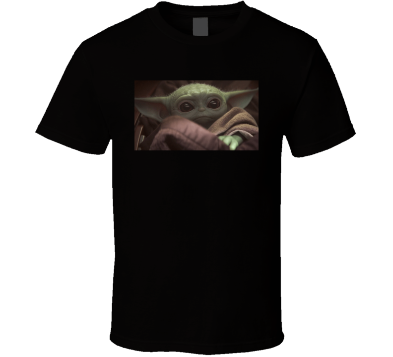 Mandalorian Logo Star Wars Baby Yoda Alien Race Species 50 Year Old New 2019 Series Gift T Shirt