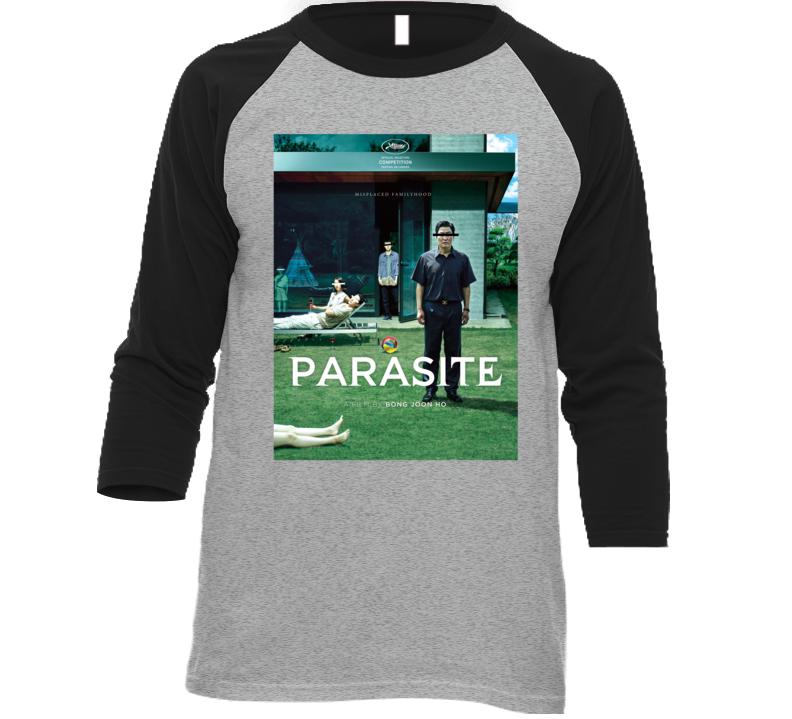 Parasite Cool Movie Fan Poster T Shirt