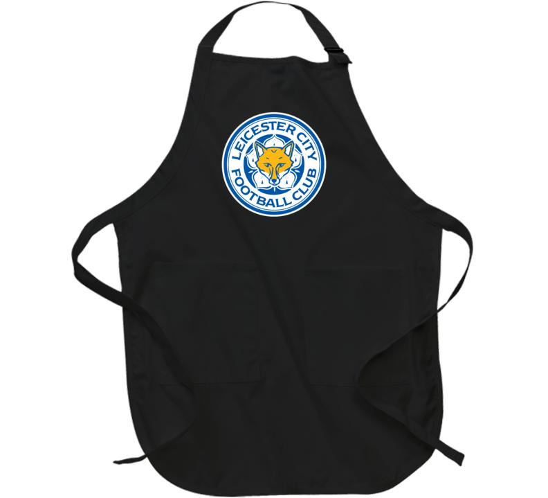 Leicester City Logo Fox England Football Club Match Apron