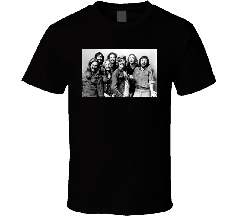 Dr. Hook And The Medicine Show American Rock Band New Jersey 1970s Music Group's 50 Year Anniversary Tour T Shirt