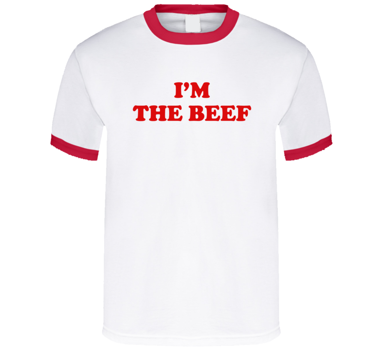 I'm The Beef Joe Gatto Impractical Jokers Movie Cave Scene Funny Fan T Shirt