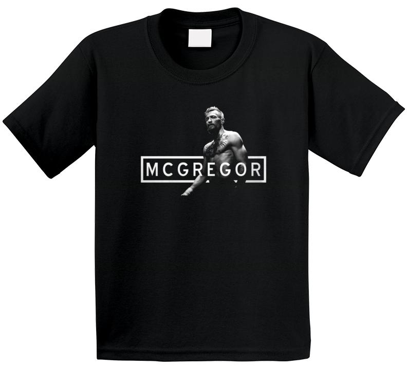 Conor Mcgregor Mixed Martial Artistirish Ultimate Fighting Champion T Shirt