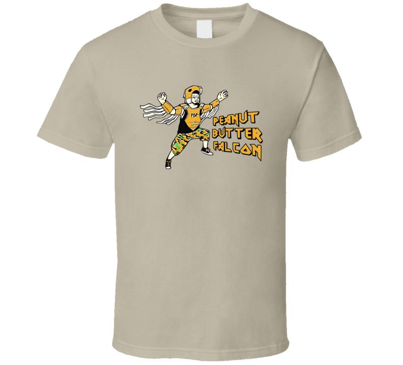 Peanut Butter Falcon Wrestling Alter Ego Movie Character Fan T Shirt