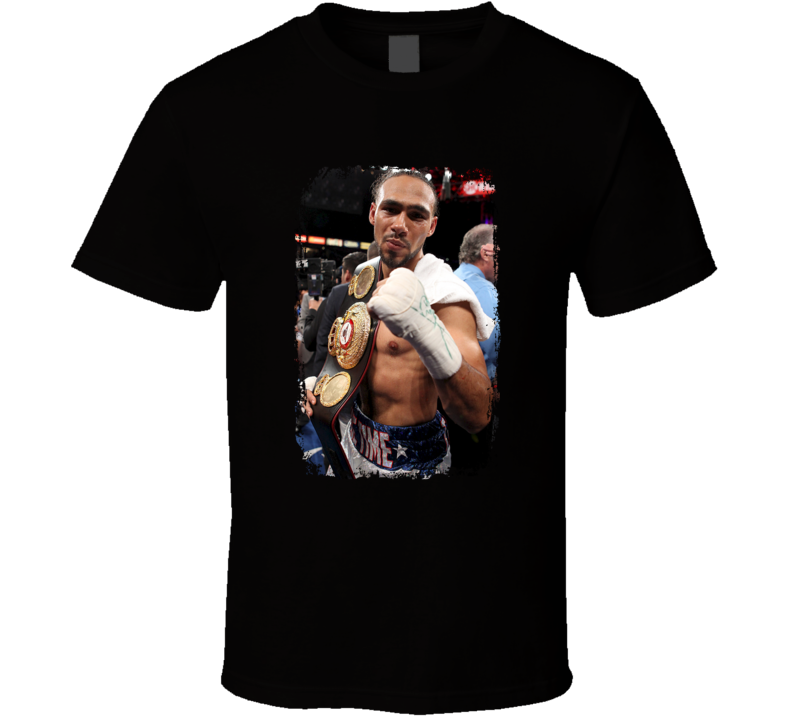 One Time Keith Thurman Professional Boxer Champion T Shirt