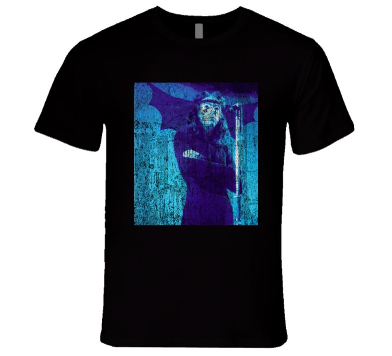 Genesis Foxtrot Peter Gabriel Costume Rock Concert T-Shirt