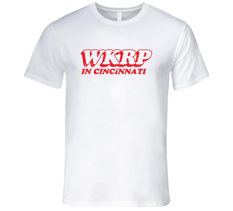 WKRP Radio TV Show T-Shirt