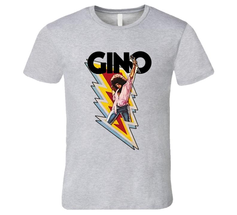 Boston Gino Time Basketball T-shirt Music Lover Tshirt