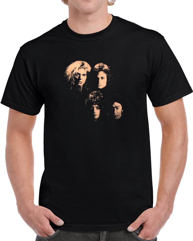 Van Halen Women And Children First Vintage Faded Vinyl Album-cover 80's Record T-shirt