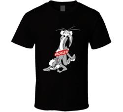 Bugs Bunny Lola Bunny Funny Cartoon T Shirt